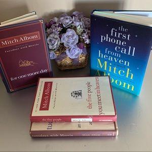 Mitch Album books